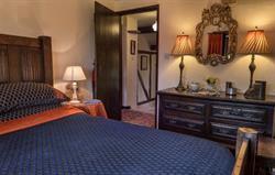 Elizabethan-style bedroom