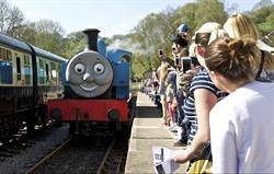 Thomas Tank Engine Visits