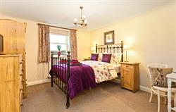 Gamekeepers Double Bedroom
