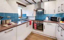 Gill Cottage Kitchen