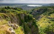 Cheddar Gorge and Reservoir plus So