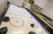Air Hockey, Table Tennis, etc