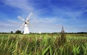 Classic Norfolk windmills