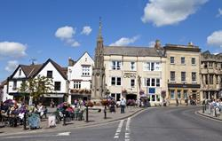 Glastonbury Town Centre