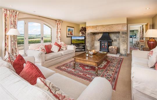 Hemmel House Living Room