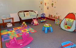 Toddlers Tumble Room