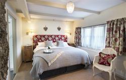 Swallows - bedroom