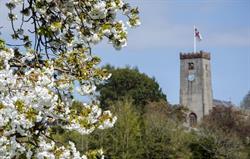 Spring in Stoke Gabriel