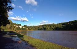 Stoke Gabriel Mill Pond