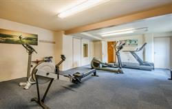 Guest Gym at Broomhill Manor