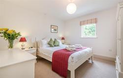 Nightingale double bedroom
