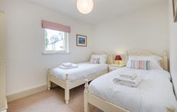 Nightingale twin bedroom