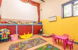 U6's playroom at Broomhill Manor