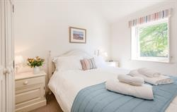 Woodlark double bedroom
