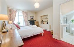 Manor Apartment double bedroom