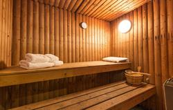 Guest Sauna at Broomhill Manor
