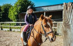 Riding School at Broomhill Manor