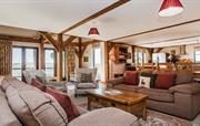 Orchard Cottage interior