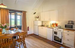 Fron Haul Cottage Kitchen