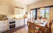 Bron y Felin Cottage Kitchen