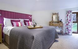 Donkey Mill - Master bedroom
