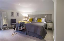 Donkey Mill - En suite bedroom