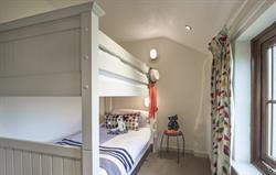 Donkey Mill - bunk bedroom