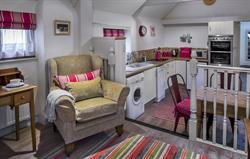 Corner Cottage - kitchen diner
