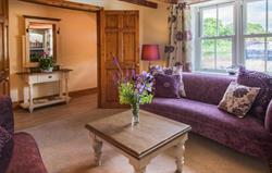 Church Cottage, lounge