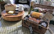 Unique retreats welcome goodies