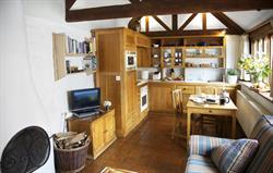 Beechnut Kitchen and Living Room