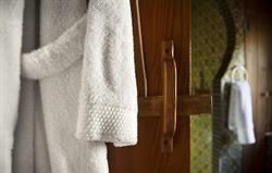 Beechnut Bathroom Door
