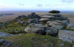 Roughtor, Bodmin Moor (1 mile away)