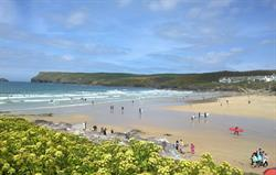 Places to see - Polzeath Beach