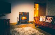 Log burner - Lounge