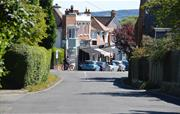 Milford village - a short stroll