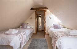 Constable Twin Bedroom