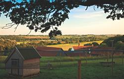 View from Gladwins Farm