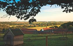 View from Gladwins Farm