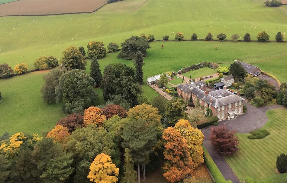 Wharton Lodge Cottages and grounds