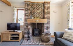 Wiston Lounge Fireplace