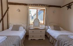 Lavenham Twin Bedroom
