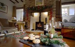 Inglenook a festive welcome