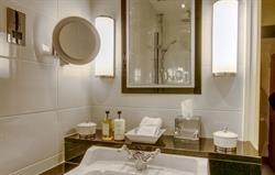Inglenook bathroom
