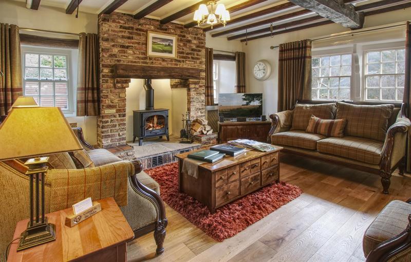 Inglenook lounge