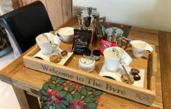 A warm welcome to The Byre