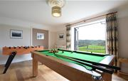 The Games Room with Balcony