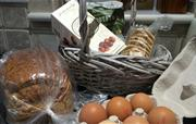 Complimentary welcome hamper