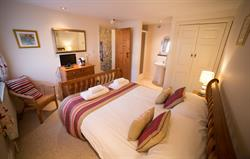 Well Cottage Master Bedroom