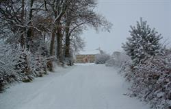 LongChimney in the Snow